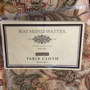 Paisley Rectangular Table Cloth